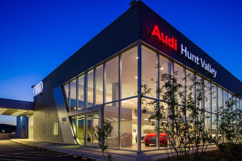 Audi Hunt Valley Headquarters In Cockeysville Maryland Audi Hunt - Audi hunt valley