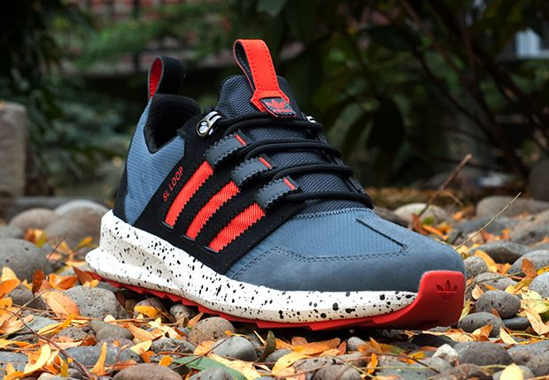 The adidas Originals SL Loop Runner Trail Is Executed to