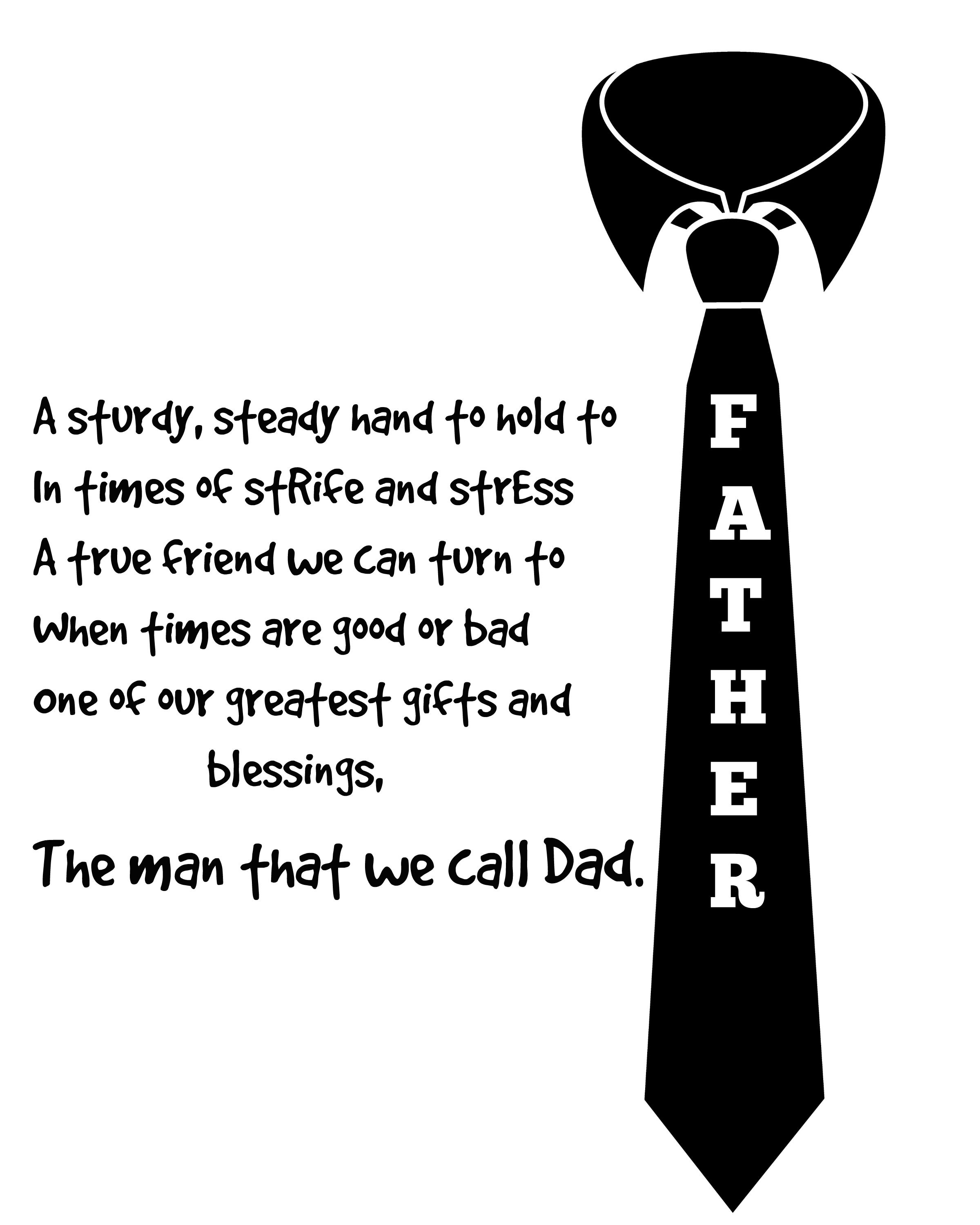 Fathers Day Poems | Fathers Day Comments, Images, Graphics ...