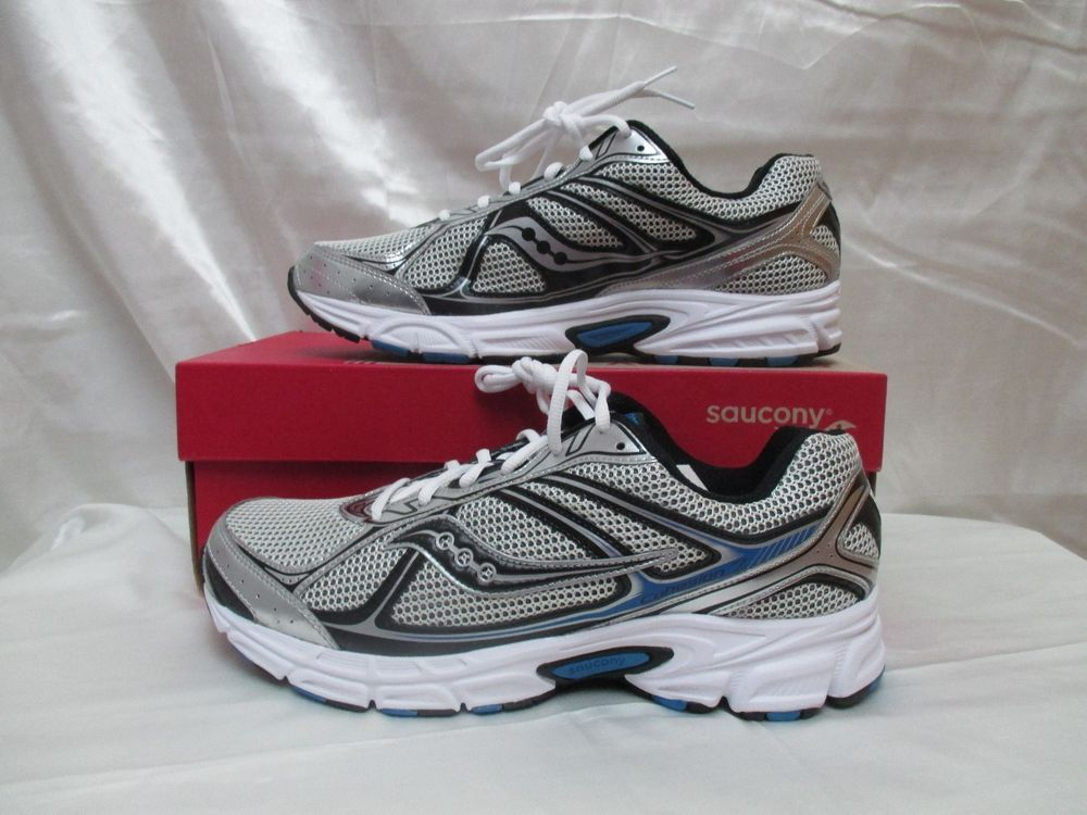 519bfda2 Saucony Grid Cohesion 7 Men's Shoes Size 12 US Wide Style 25191-15 ...