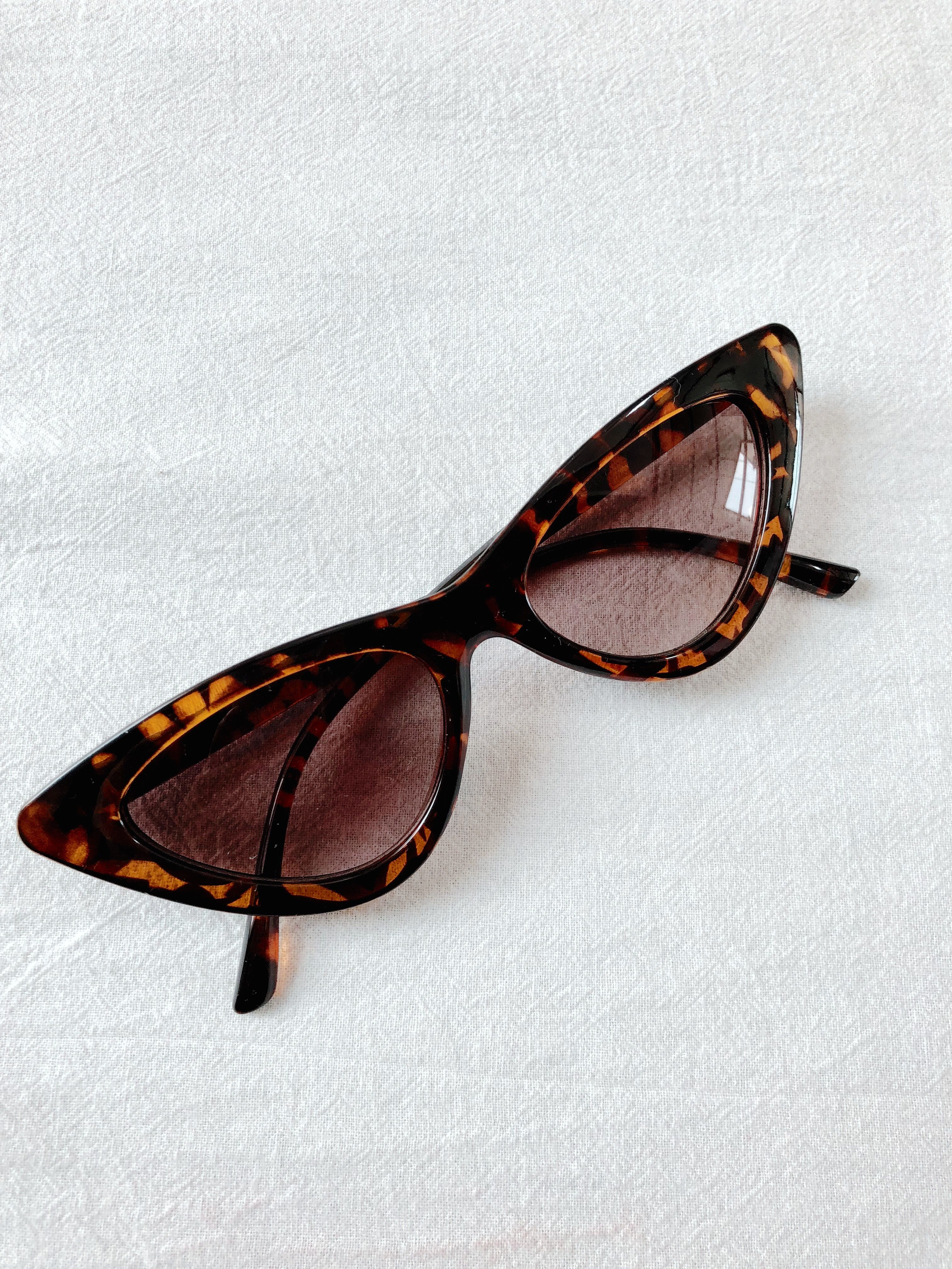 Blake Sunnies (Leopard) | Gafas de sol, Lentes y Gafas