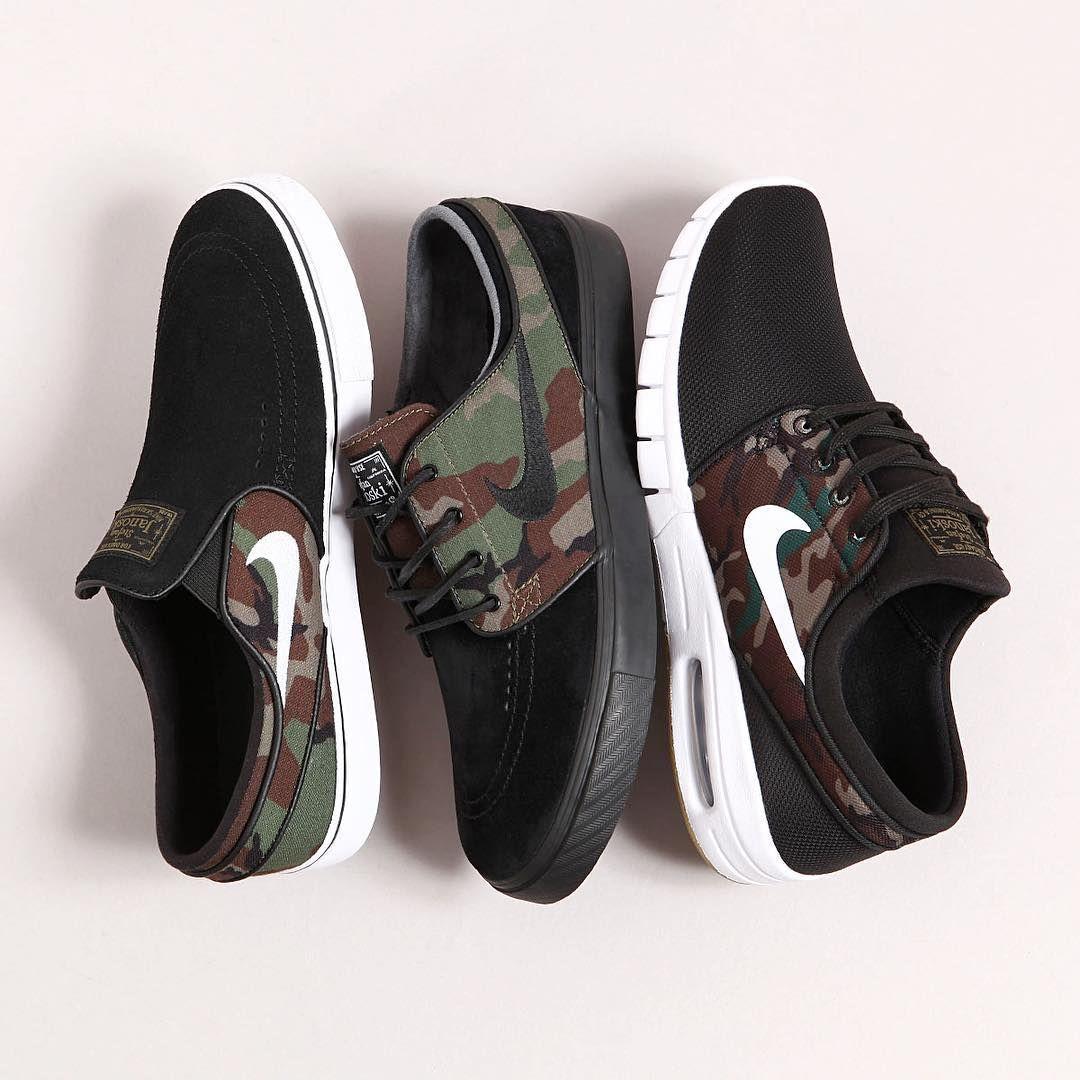 248cbb5c7468 Nová kolekce Nike SB a Janoski CAMO v naší nabídce... více na www.popname.cz