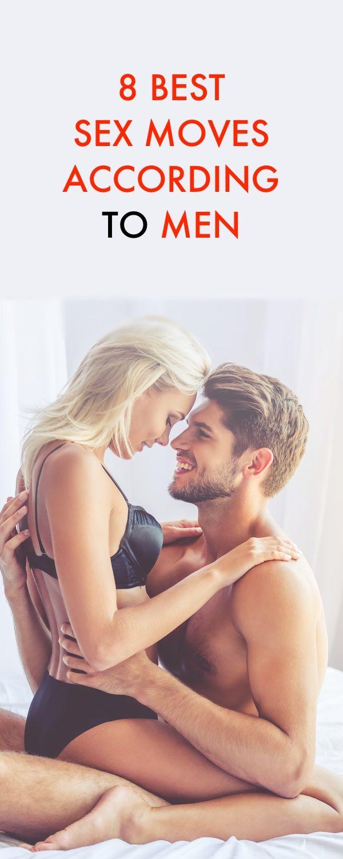 Sex moves guys like best