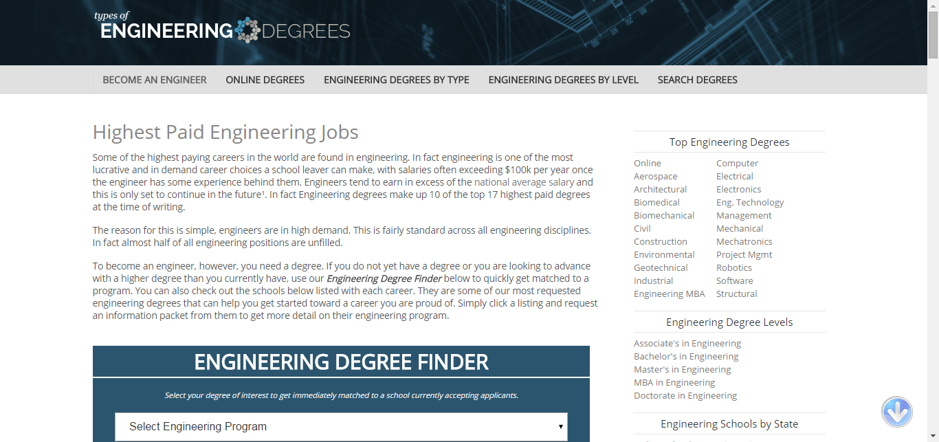 The 6 Highest Paid Engineering Jobs Engineering jobs