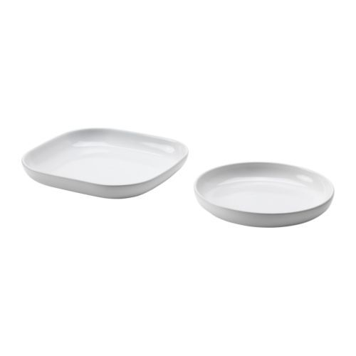 GRATINERA Oven/serving dish set of 2 white - IKEA  sc 1 st  Pinterest & Stabil | Serving dishes set Dish sets and Serving plates