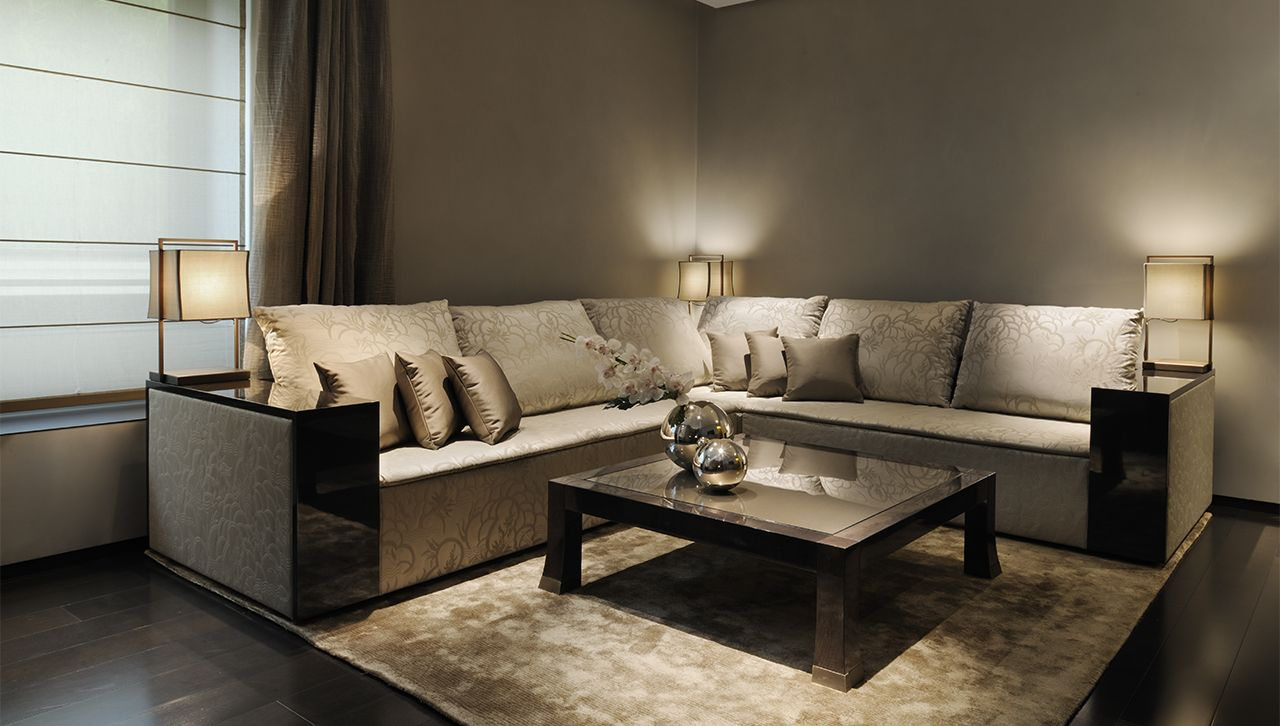 Armani Hotel Milano Stay Executive Suite Living Room Armani Hotel Luxury Hotel Room Beige Living Rooms