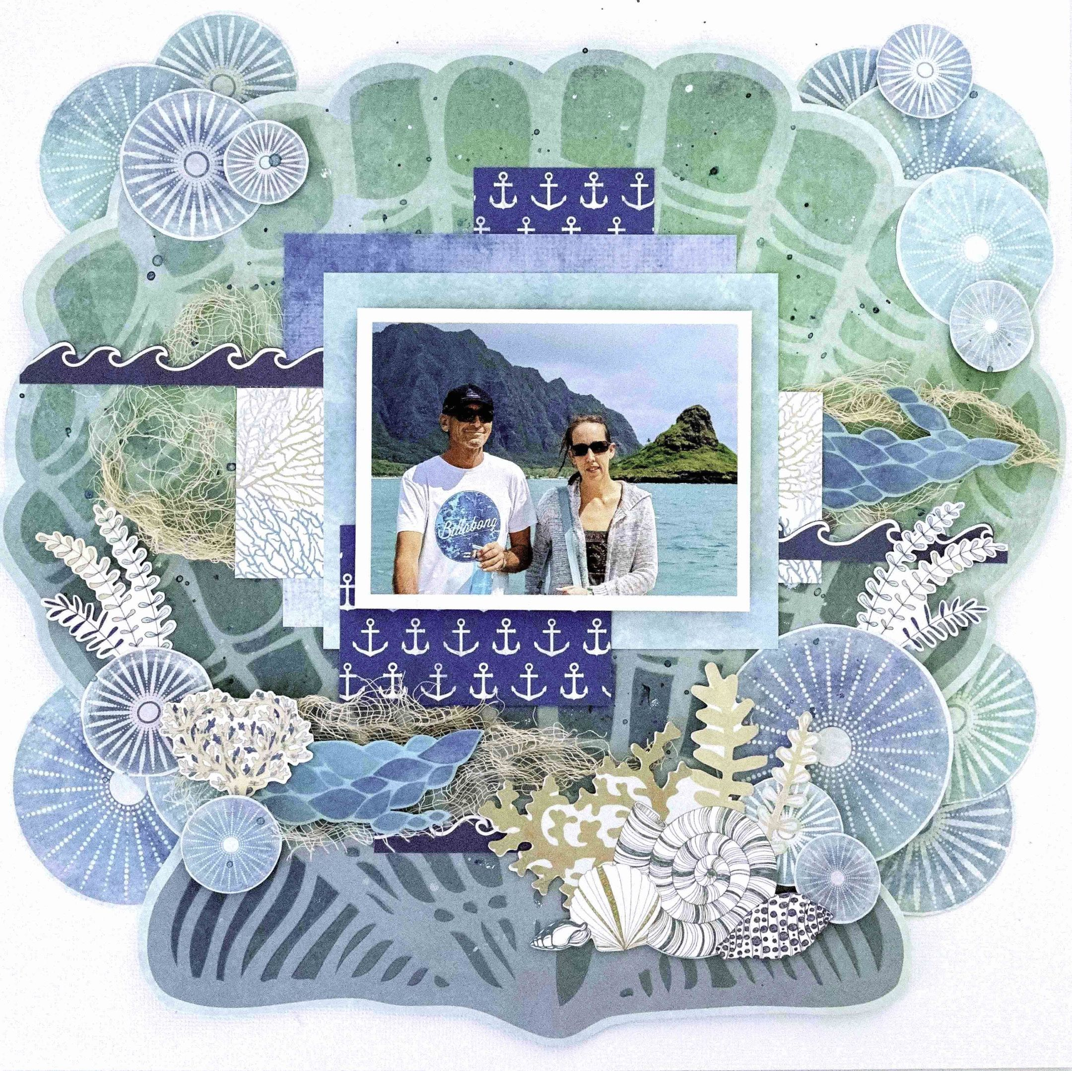 Deep Sea Specialty Papers Layout Tutorials Paper layout