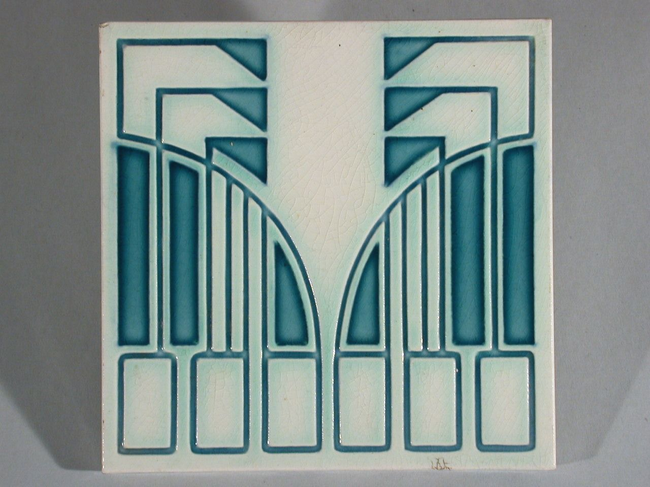 Art nouveau tile mettlach peter behrens azulejo tiles kachel art nouveau tile mettlach peter behrens dailygadgetfo Images