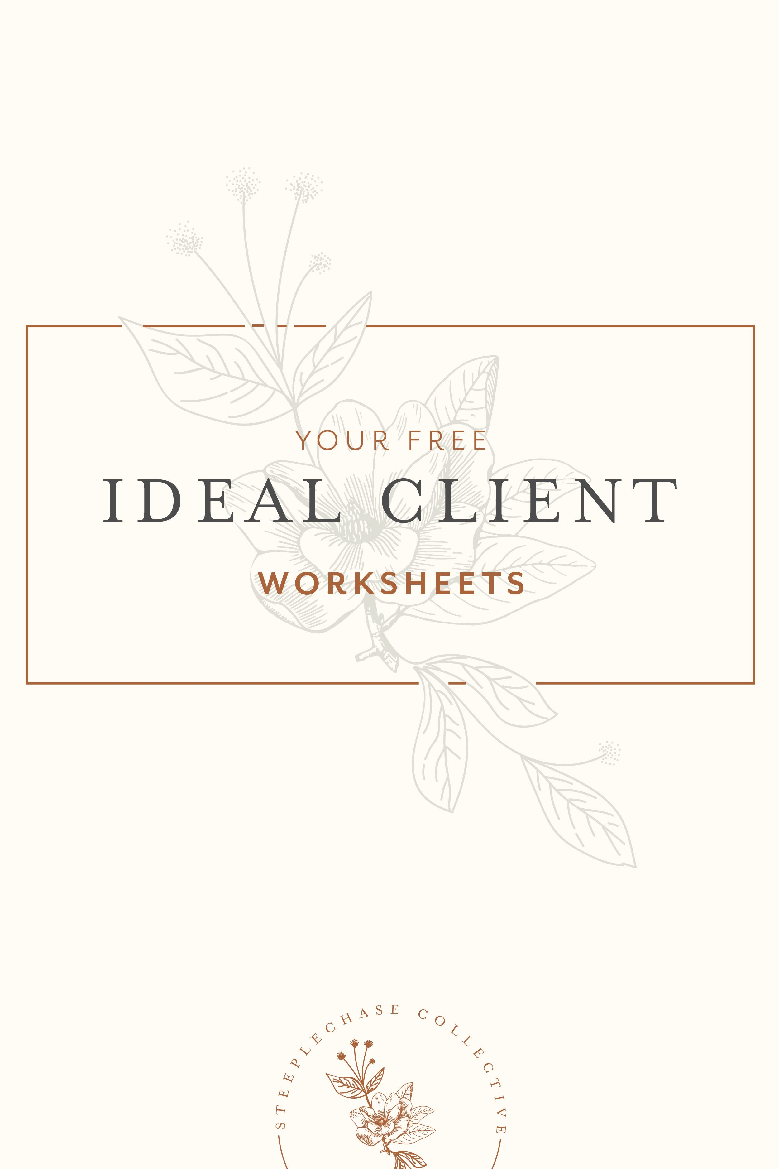 Claim Your Free Worksheets To Help You Figure Out And