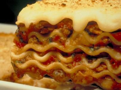 Lasagna of Roasted Butternut Squash Recipe : Michael Chiarello : Food Network