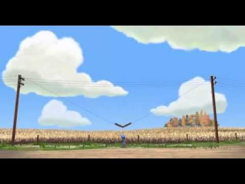 For the Birds Animated Short Film   3rl8 Cause and Effect