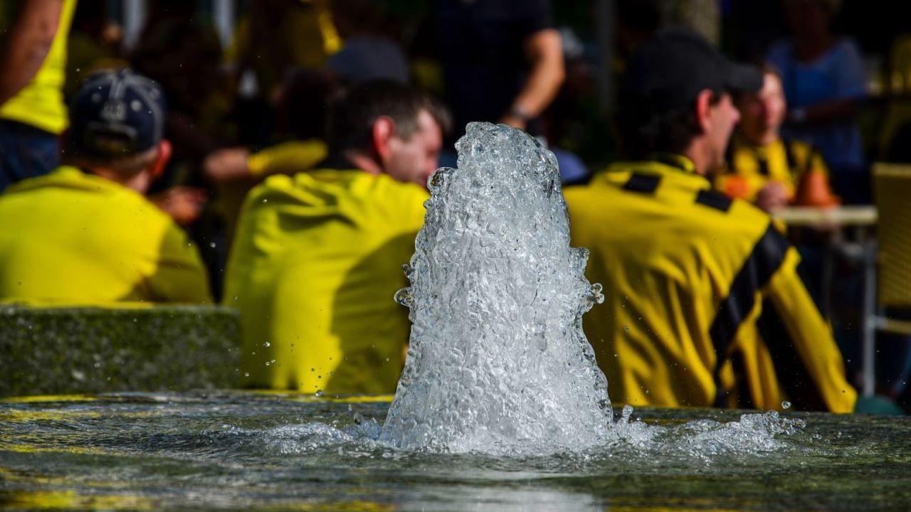 Borussia Dortmund Werbung für OnlineGlücksspiel
