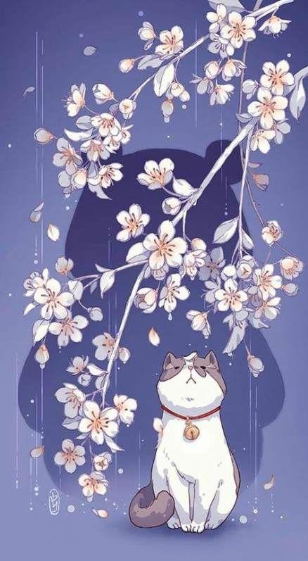 Best drawing ilustration animal anime art 37 ideas