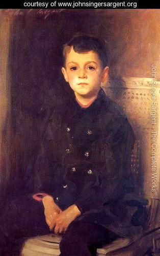 Portrait Of Lancelot Allen