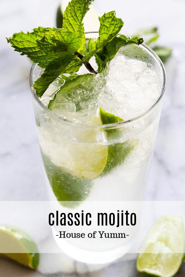 Classic Mojito Recipe Mojito Recipe Drinks Alcohol Recipes Alcohol Recipes