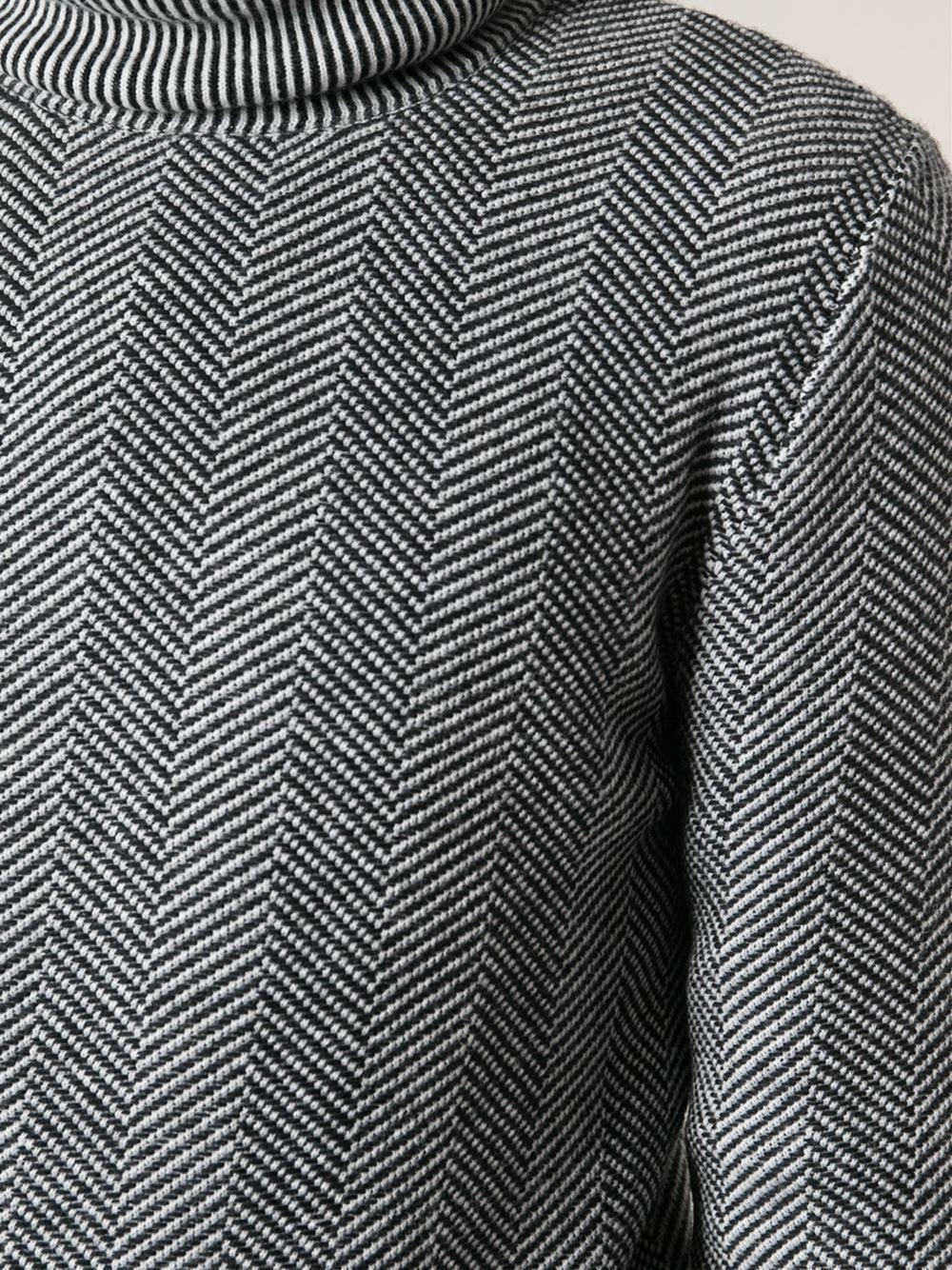a0007699867085 Alexander Mcqueen Ribbed Knit Sweater - Al Duca D'aosta - Farfetch.com