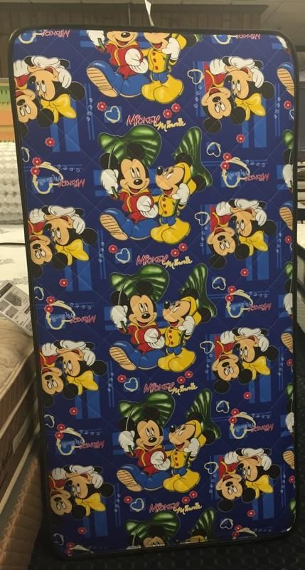 Mickey Minnie Low Cost Mattress With High Quality Http Www