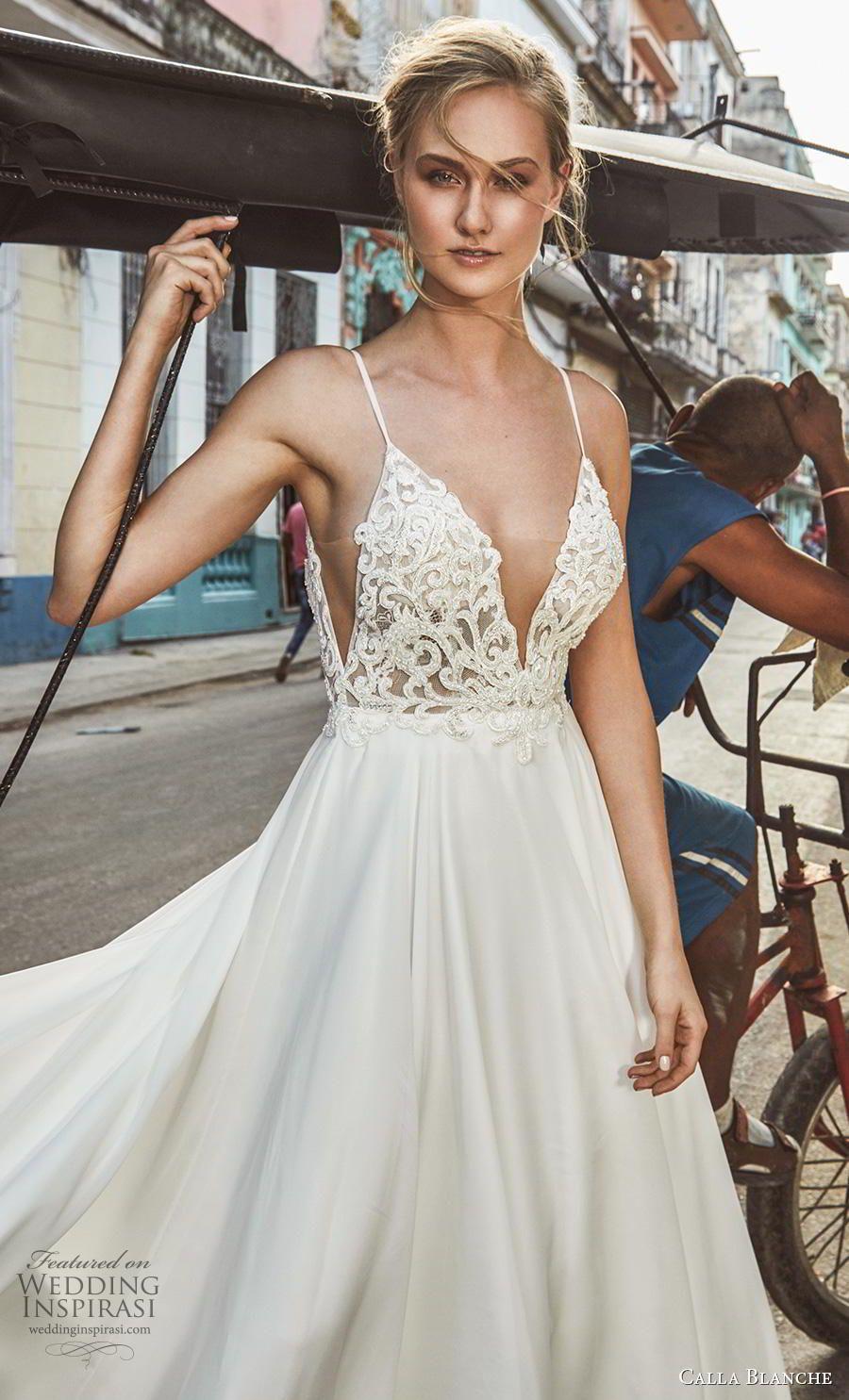 L'amour by Calla Blanche Fall 20 Wedding Dresses   Wedding ...
