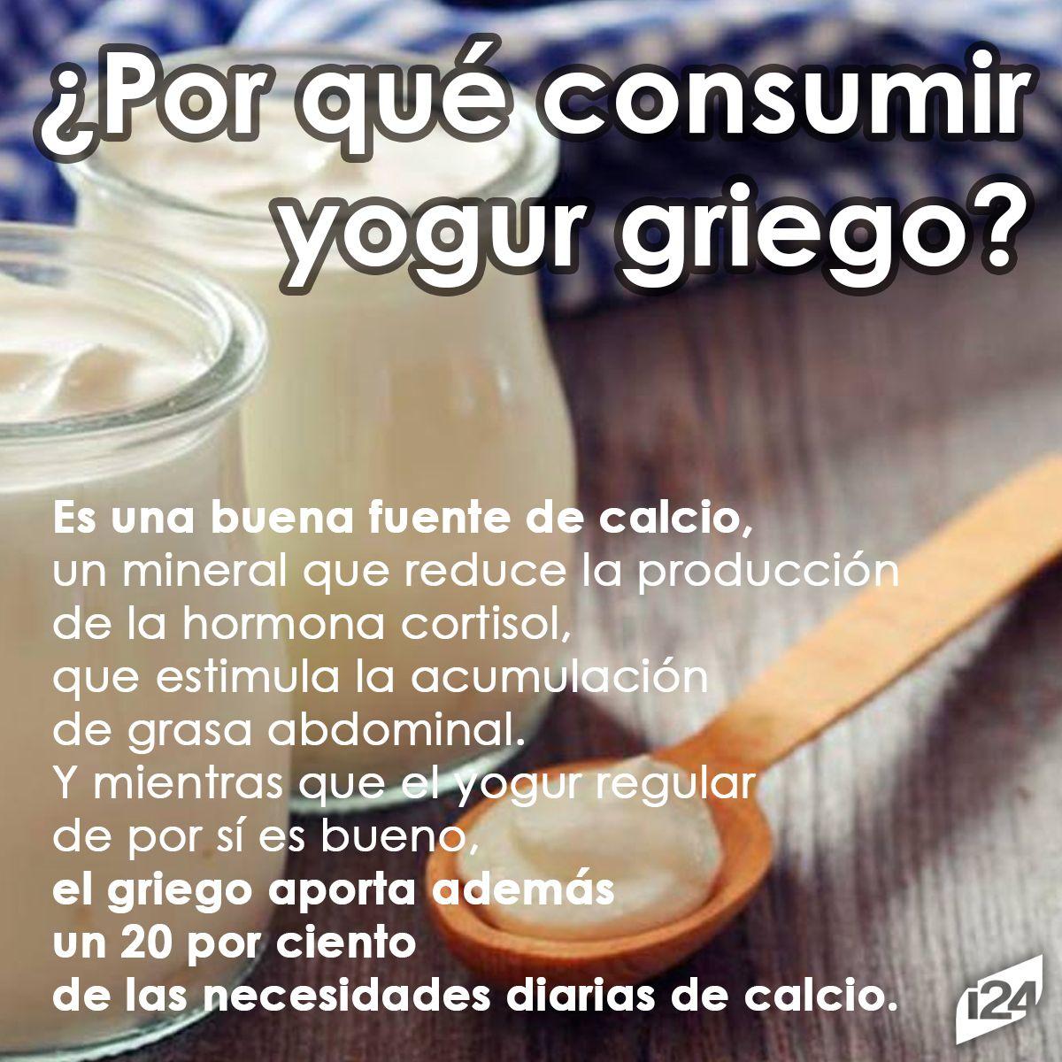Recetas con yogur griego para adelgazar