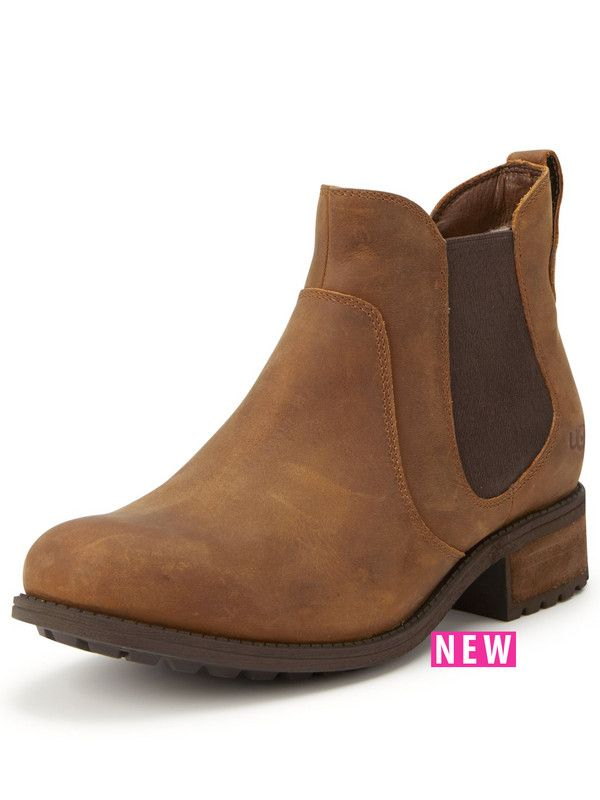 Ugg Australia Bonham Chunky Chelsea Boot | very.co.uk