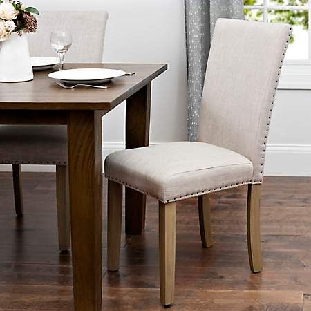 kirklands dining chairs childrens table and chair sets plastic oatmeal linen parsons kitchen pinterest