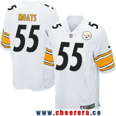 ff1a2a29eac ... 80th Anniversary Nike Pittsburgh Steelers Youth Black Jersey 24 Limited Ike  Taylor NFL Jersey Sale Mens Pittsburgh Steelers 55 Arthur Moats White Road  ...