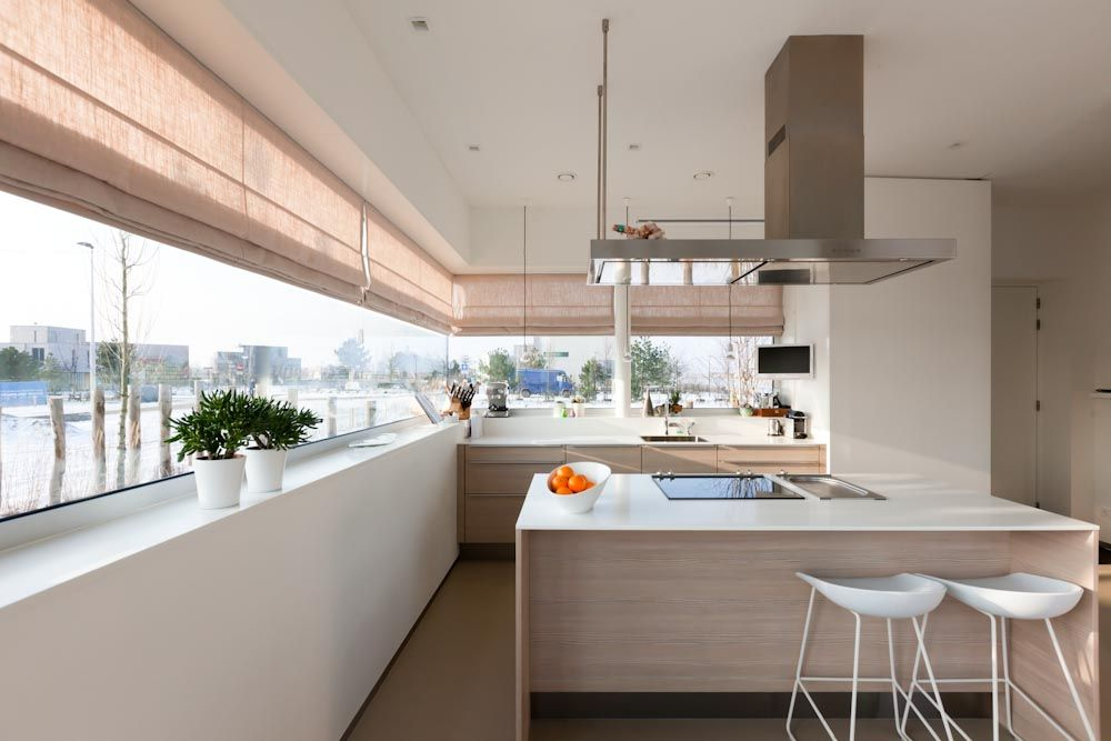 Marc prosman architecten ijburg villa amsterdam the windows