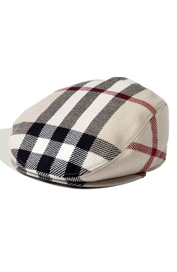 16593433950c8 Burberry Newsboy Cap (Infant) available at #Nordstrom | Baby BOY ...