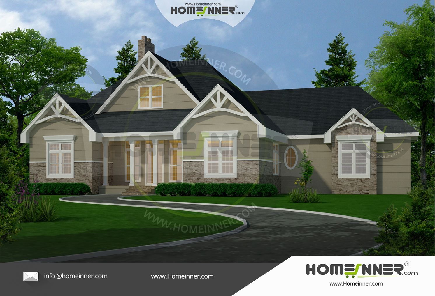 Hind 6039 Small Modern House Plans Modern House Plans Canadian House