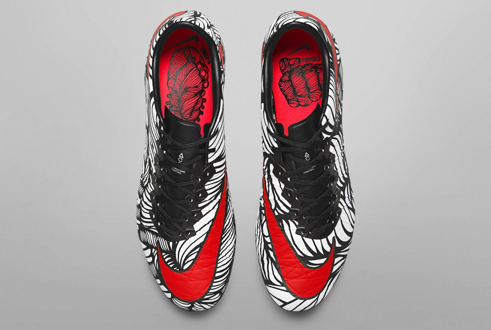 ea84f1438 The new Nike Hypervenom Phinish II 2016 Neymar signature boots introduce a  bold design