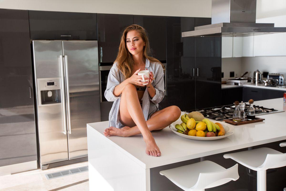 Kitchen Photoshoot