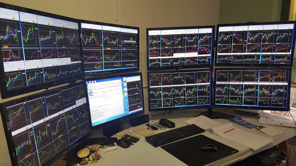 Forex Trading Mentor Desk Jpg 1000 563