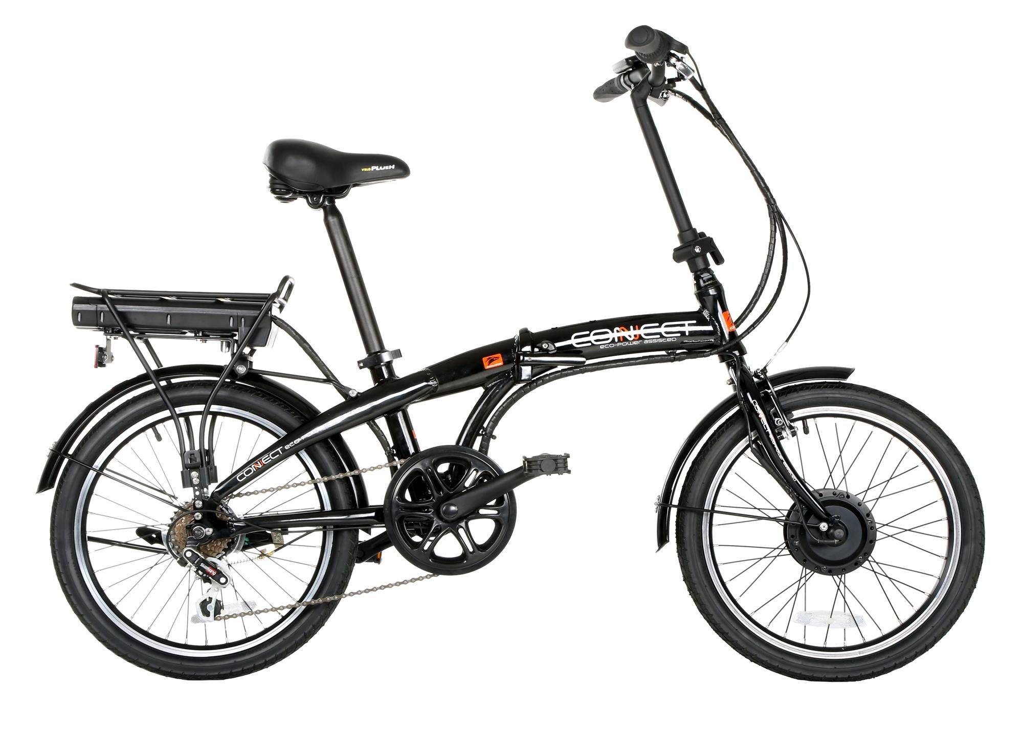 Coyote Connect Folding Electric Bike Is A Techie Miracle With The