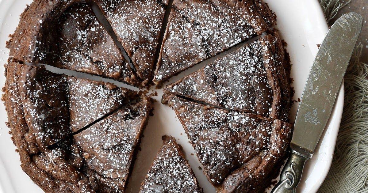Leichte Schoko Apfel Brownies Rezept Pinterest Schoko Apfel