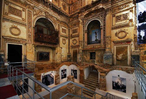 Santa Margherita Belice (Ag), museo della Memoria.