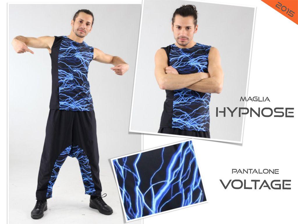 HYPNOSE - VOLTAGE  costume danza saggio