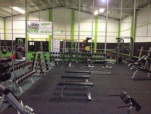unique gym ideas  google search  warehouse gym gym room