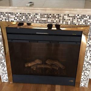 Lennox Merit Plus Series Model Mpe 36r Electric Fireplace Insert Ebay Electric Fireplace Electric Fireplace Insert Fireplace Inserts