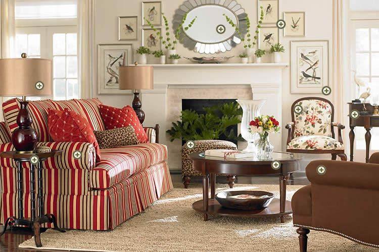 Best Custom Living Room By Bassett Furniture Living Room 640 x 480