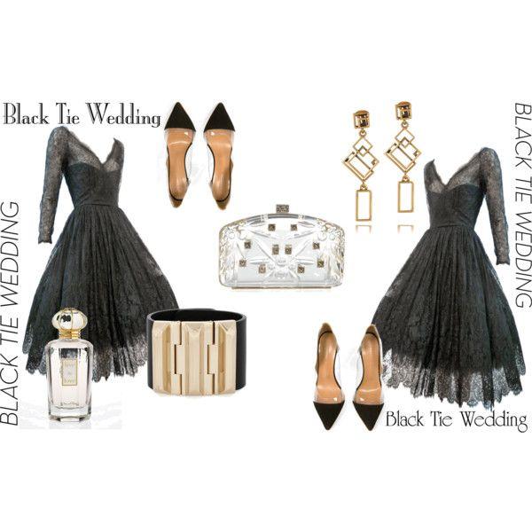 Blackie Wedding, created by mimi-gan on Polyvore