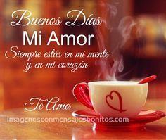 Imagenes Para Whatsapp De Buenos Dias Mi Amor Imagenes Con