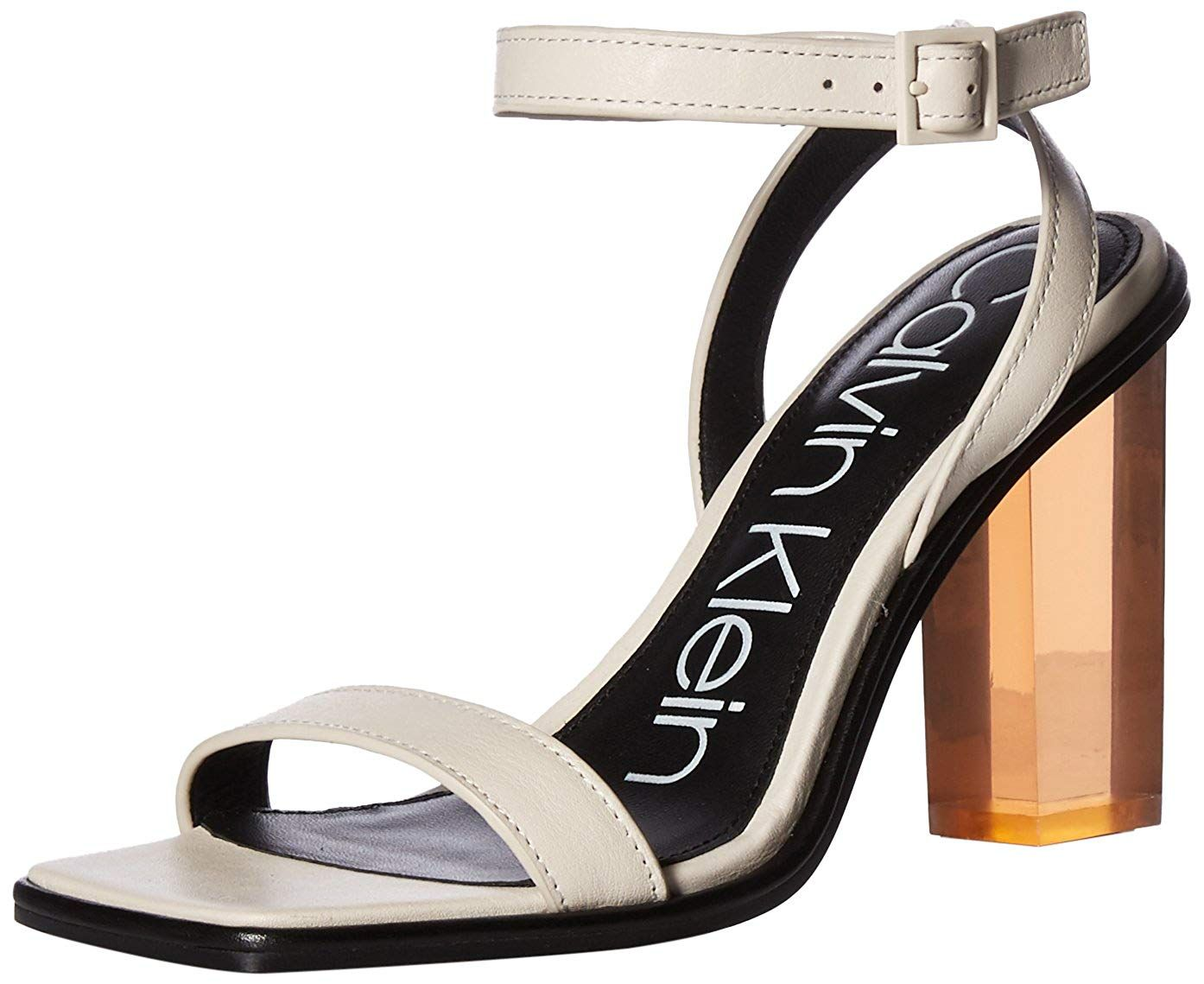 ff6fcc9dbb5 Calvin Klein Women s Kim Heeled Sandal     Sincerely hope that you actually  do like
