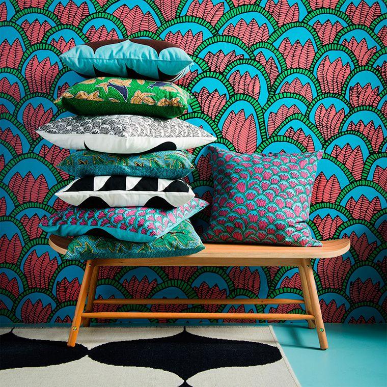 Brazil & Rio Olympics 2016 Inspired Home Decor | Bright, Interiors ...