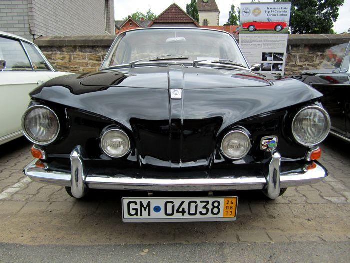 Vintage VW treffen, Hessisch Oldendorf, Germany 2013