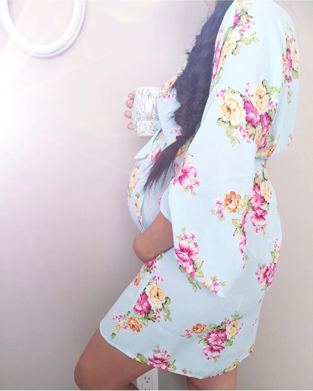 Maternity Robe <3                                                                                                                                                     More