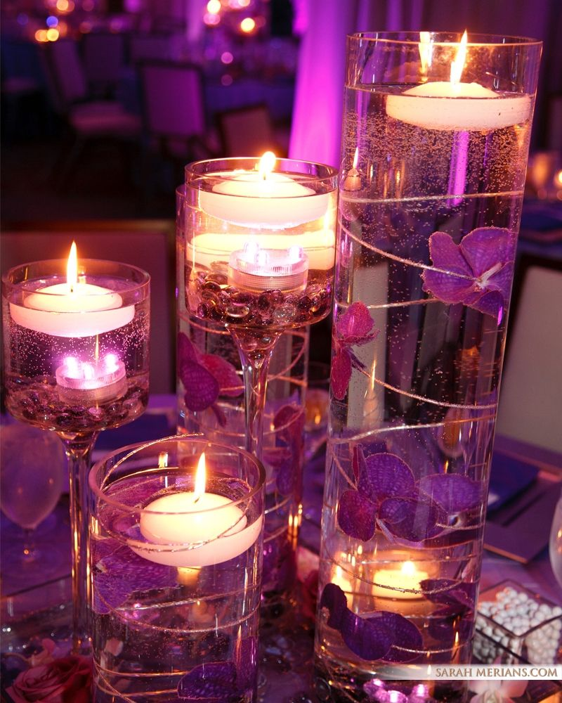 Sweet 16 Table Decoration Ideas