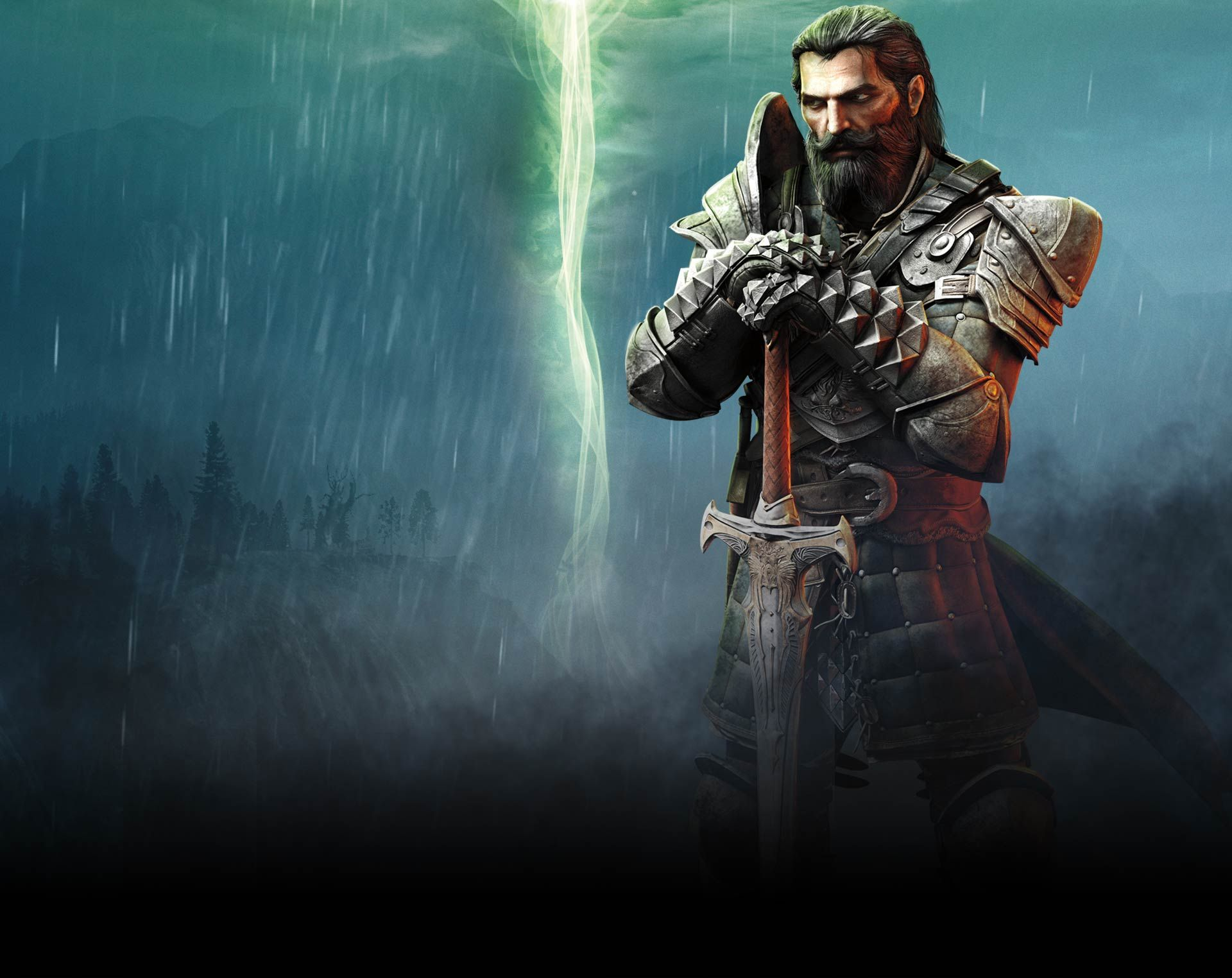 Blackwall at Dragon Age: Inquisition Nexus - Mods and