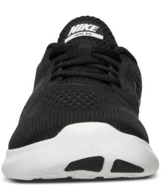 huge sale 57112 d7924 Nike Little Boys  Free Run Running Sneakers from Finish Line - Black 12