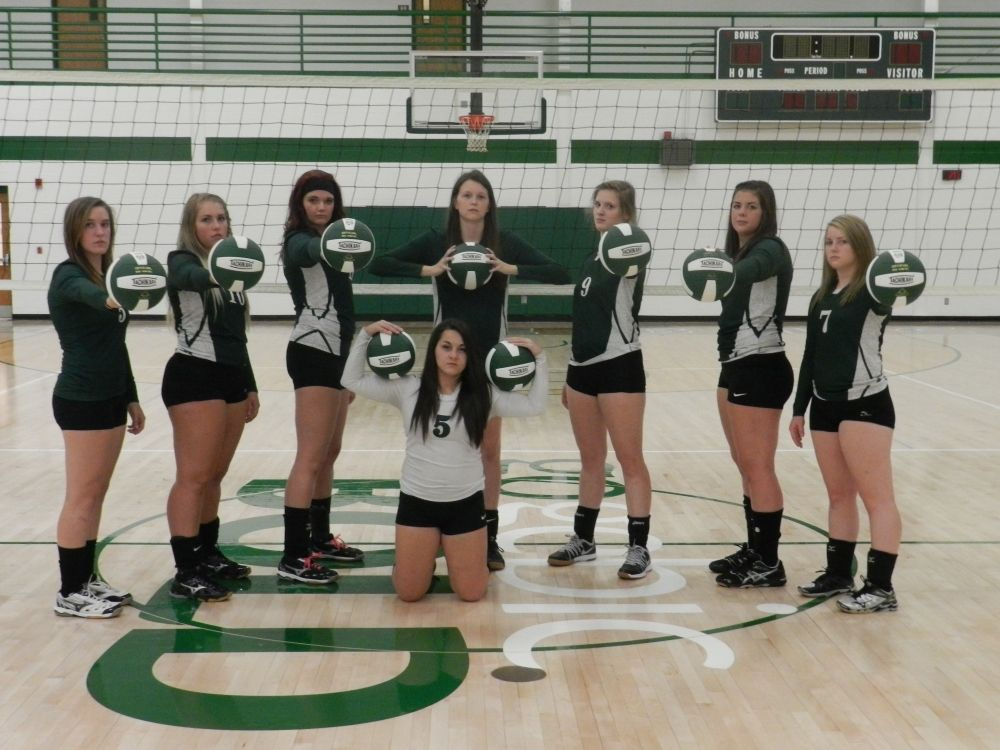 The 2015 16 Lady Samsons Volleyball Team Team Photo Gogebic College Lady Samsons Volleyball Women Volleyball Volleyball Team Womens Basketball
