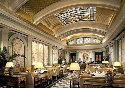 Inside Park Lane Hotel - Mayfair Piccadilly, London